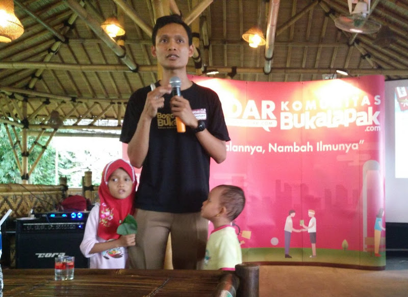 Om Dyansyah Top Seller Bukalapak Bogor