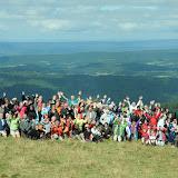 National de randonnée FSASPTT 2012