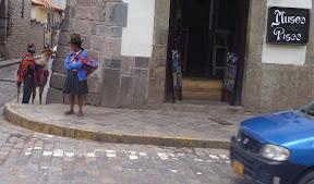 Quechuans wear the coolest hats