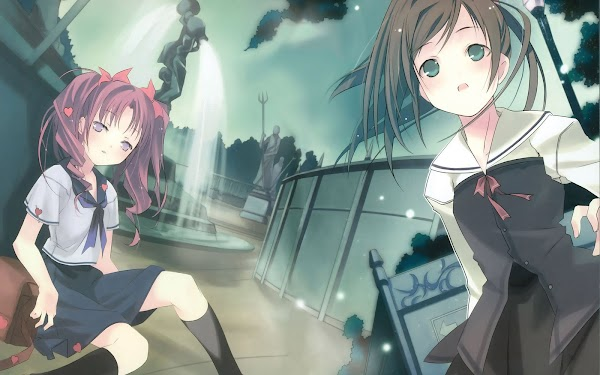 60 Best Anime Girls HD Wallpapers 1920 X 1200 part 1:girl,picasa0