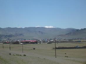 Photo: Nejzápadnější městečko Mongolska - Olgij