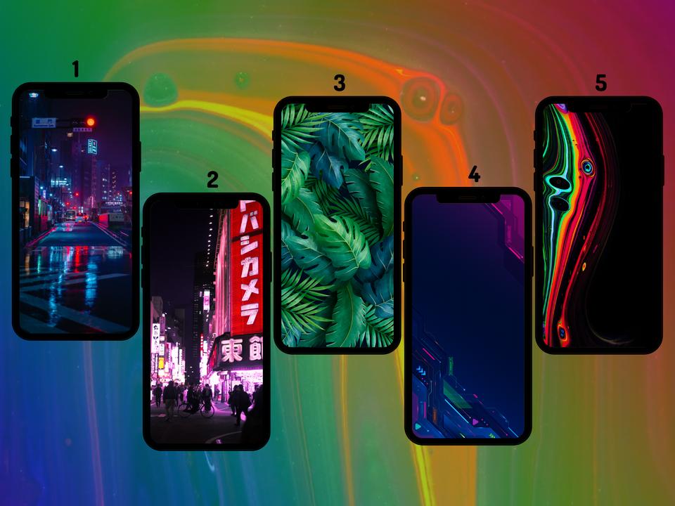 aesthetic phone wallpaper background