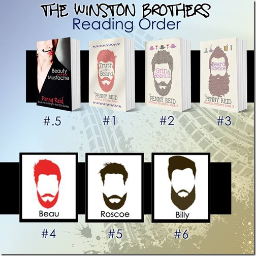 Winston Brothers reading order