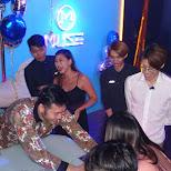 Muse Kaohsiung, an epic nightclub in Taiwan in Kaohsiung, Kao-hsiung city, Taiwan