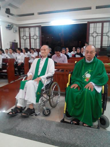 Thánh lễ tạ ơn 45 năm hồng ân Linh Mục của Đức Ông Giuse Maria Trần Thanh Phong (28.11.1970– 28.11.2015).
