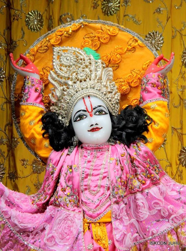 ISKCON Juhu Mangal Deity Darshan 29 Jan 2016 (28)