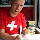 swiss snacks review in Bern, Bern, Switzerland