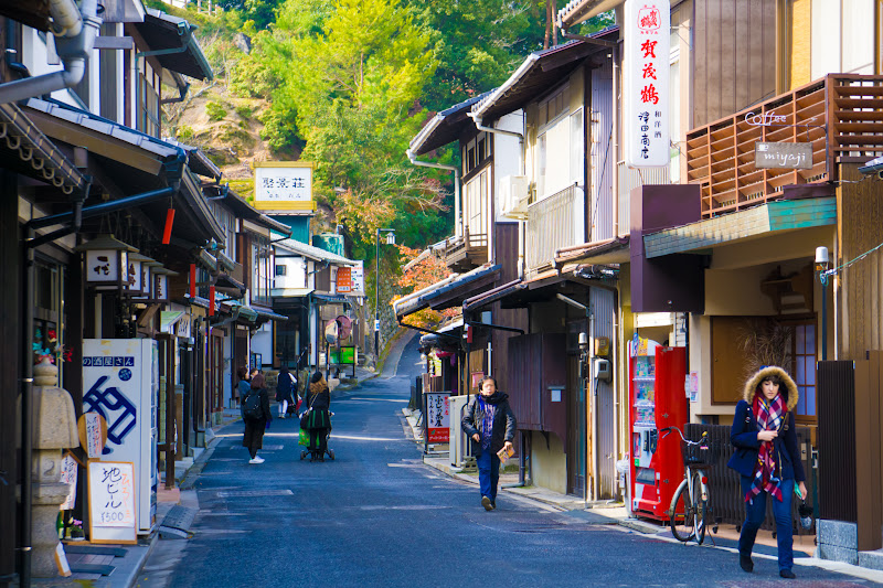 miyajima street view