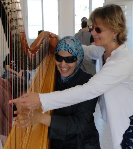 Sunita harp