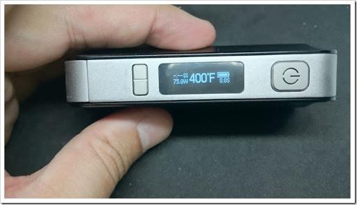 DSC 2447 thumb%25255B2%25255D - 【MOD】Innokin CoolFire IV TC-18650&iSUB Vクリアロマイザーレビュー!【同社初18650MODキット】
