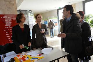 Mairie de Sèvres - installation des membres de conseils de quartier (GA et R)
