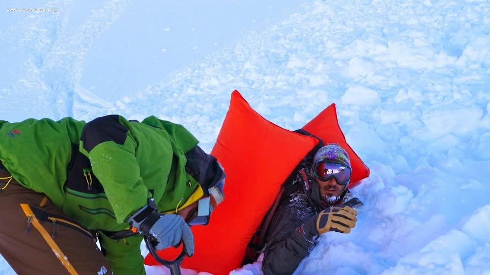 Avalanche Mont Thabor, secteur Col de la Vallée Etroite, La Replanette - Amont itinéraire d'accès au refuge du Thabor - Photo 1