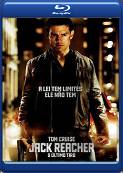 2 Jack Reacher   O Último Tiro   Dual Áudio   BluRay 720p e 1080p