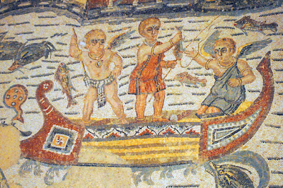 My Photos: Italy -- Mosaics -- Sicily
