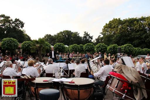 afsluitende activiteit. Fanfare Vriendenkring overloon 29-06-2012 (142).JPG