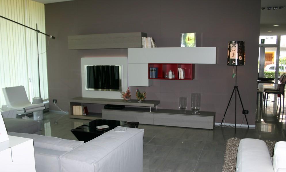 Soggiorni e salotti moderni arredo per la tua casa - Colori interni casa moderna ...
