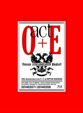 [TV-SHOW] 9mm Parabellum Bullet – act O+E (2014/05/07)