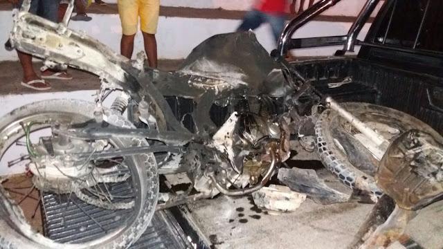 TUTÓIA - Três Jovens Morrem em Trágico Acidente no Distrito de Barro Duro