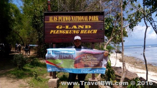 Paket Tour Wisata Travel BWi Banyuwangi - G-Land Plengkung Alas Purwo