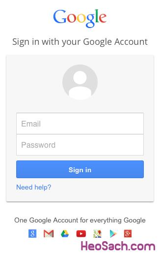Hình 3 - Hướng dẫn sử dụng Google Drive để lưu dữ liệu