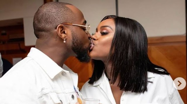A love story Falling Apart : Davido and Fiancee Chioma Allegedly Separated .