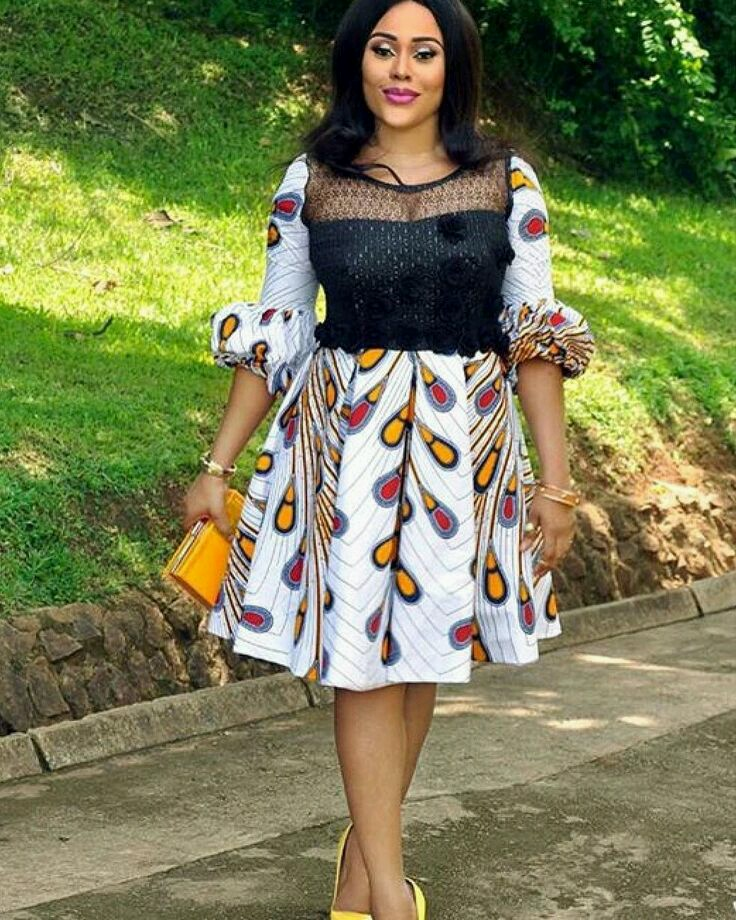 Trendy Bulb Ankara Style Download Latest Ankara Styles 2018 Asoebi For Wedding Styles 2018