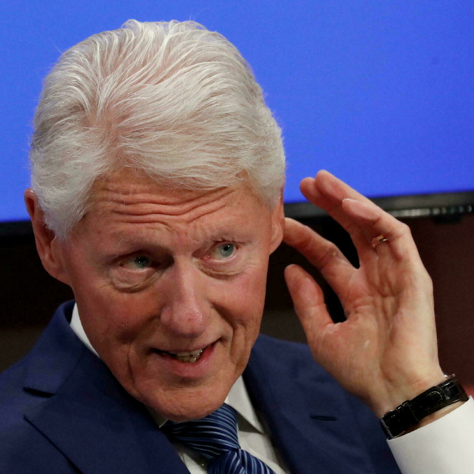 Former US President, Bill Clinton Hospitalized Over Infection That Spread To His Bloodstream