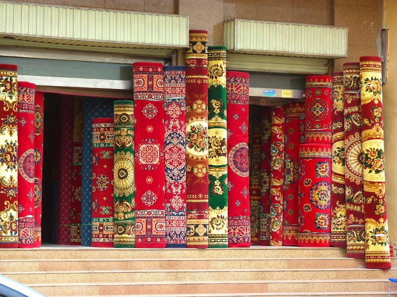 XINJIANG . Kasghar, le Grand Bazar - P1280369.JPG