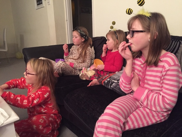 movie night maya the bee