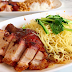 Hawker Chan Restaurant  -  Cheap Soya Sauce Chicken noodles by one Michelin Star Chef