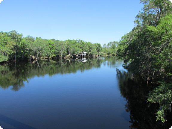 6c Trestle Bridge Over Suwannee River