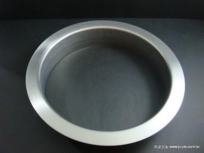 裝潢五金品名:813-白鐵圓型投入口規格:15/17/20/24cm型式:無蓋玖品五金
