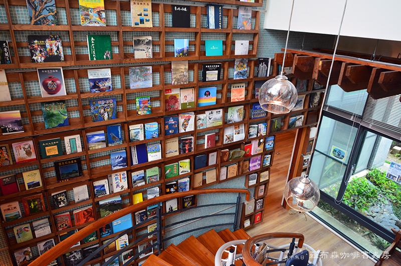 羅布森咖啡書蟲房