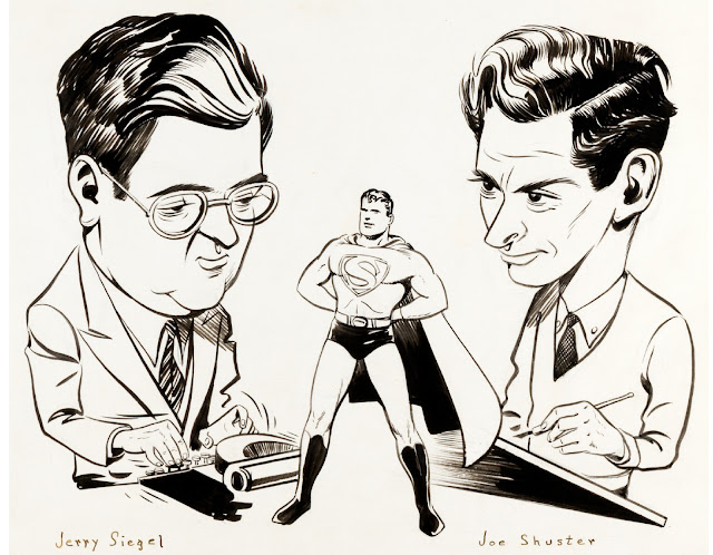 Creators of Superman