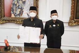 APBD Perubahan Tahun Anggaran 2021 Ditetapkan Menjadi Perda Provinsi Bengkulu
