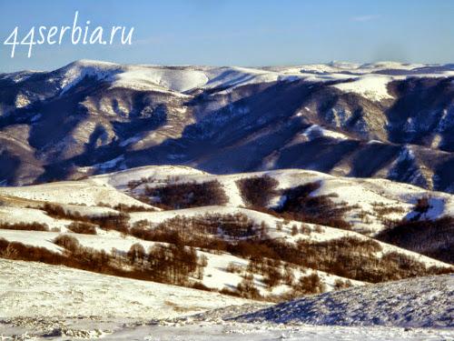 Горные лыжи Сербия Стара Планина
