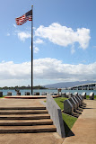 Memorial in Pearl Harbor (© 2010 Bernd Neeser)