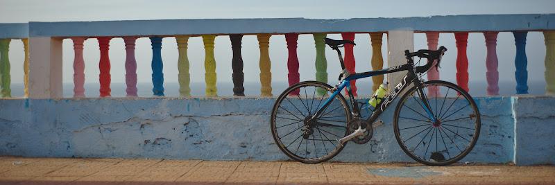 Feltul Mihaelei, o bicicleta ce nu a dezamagit deloc anul acesta.