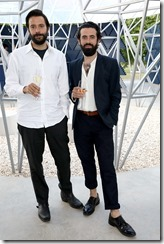 LONDON, ENGLAND - JULY 12: Adrian Gonzalez-Cohen and David Uzquiza attend the COS celebration of The Serpentine Parks Nights 2017 at The Serpentine Pavilion on July 12, 2017 in London, England.  (Photo by David M Benett/Dave Benett/Getty Images for COS) *** Local Caption *** Adrian Gonzalez-Cohen;David Uzquiza