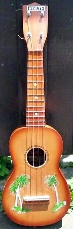Iida Wealth Soprano Ukulele
