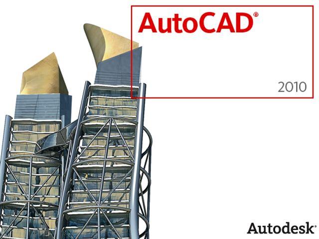 Autodesk AutoCAD 2010 Full