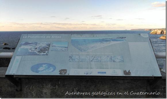 Detalle panel geológico