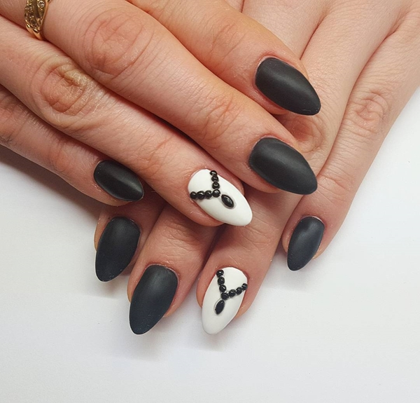 Related Posts: Beautiful Pattern Nail Art Theme - 12 Top Classic Nails Designs For Girls 2017 - Reny Styles