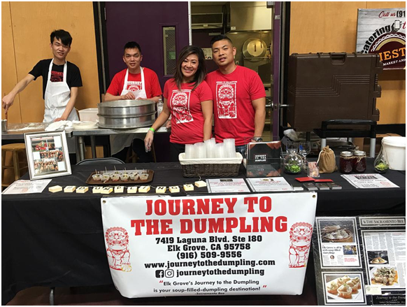 A Journey to the Dumpling