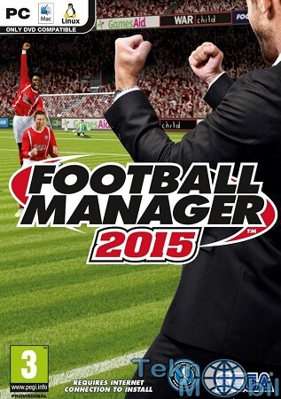 Football Manager 2015 Türkçe Full