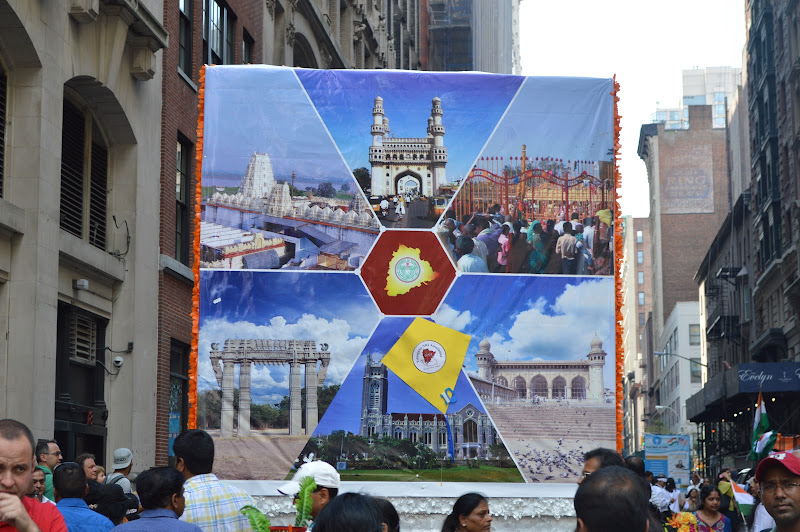 Telangana State Float at India Day Parade NY 2015 - DSC_0650.JPG