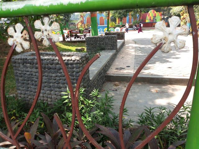 Taman Kehati Kota Mojokerto
