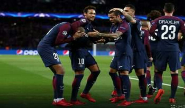 Paris Saint-Germain vs Celtic Champions league match highlight