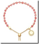Astley Clarke Rose Jade bracelet