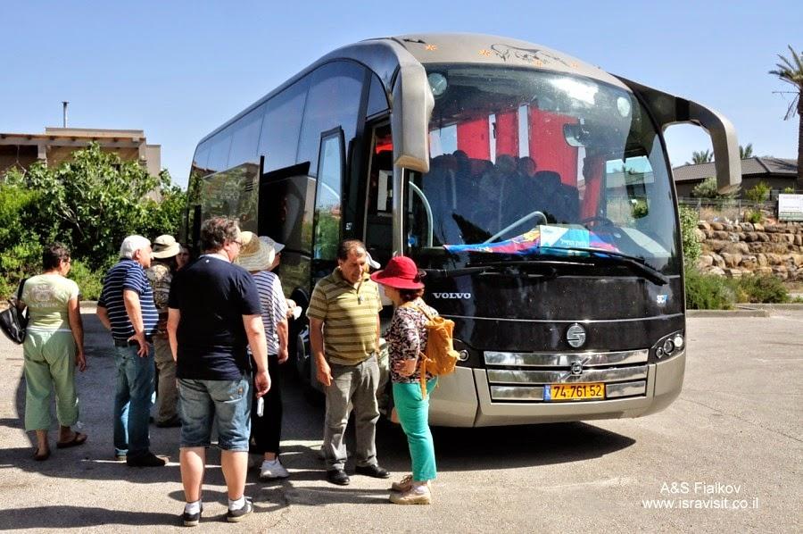Экскурсия по Голанским высотам. Гид в Израиле Светлана Фиалкова.